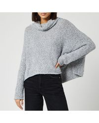 Free People Bff Sweater - Gray