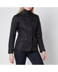 Barbour Classic Beadnell Wax Jacket - Black