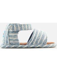 TOMS - Babies' Shiloh Sandals - Lyst