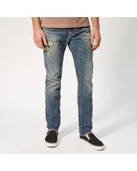 DIESEL Thommer Skinny Jeans - Blue