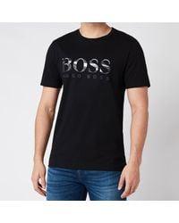 BOSS by HUGO BOSS Boss Athleisure Tee 3 T-shirt - Black
