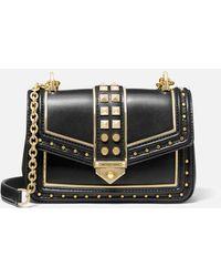 MICHAEL Michael Kors Soho Chain Shoulder Bag - Black