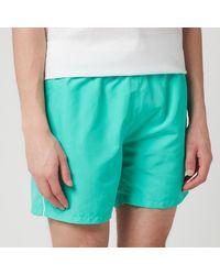 BOSS Starfish Swim Shorts - Blue