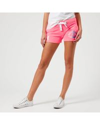 Superdry - Track & Field Lite Shorts - Lyst