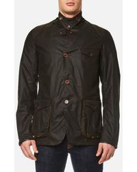 Barbour Beacon Sports Jacket - Green