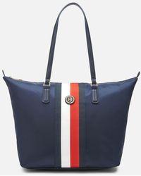 Tommy Hilfiger Poppy Tote Bag - Blue