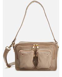 Nunoo Ellie Deluxe Shoulder Bag - Gray