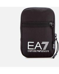 EA7 Train Mini Pouch - Black