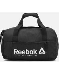 Reebok Foundation Grip Bag - Black