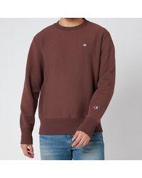 Champion Reverse Weave Crewneck Sweatshirt - Multicolour