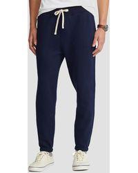 Polo Ralph Lauren Rl Fleece Athletic Joggers - Blue