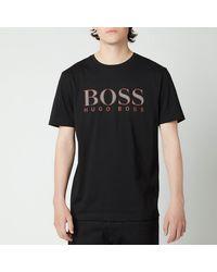 BOSS by HUGO BOSS Boss Athleisure Tee 5 T-shirt - Black