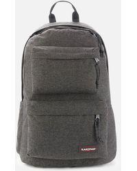 Eastpak Padded Double Backpack - Gray
