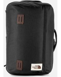 The North Face Travel Duffel Pack - Black