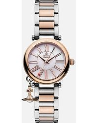 Vivienne Westwood Mother Orb Watch - Metallic