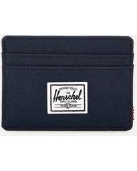 Herschel Supply Co. Charlie Card Holder - Blue