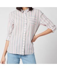 Barbour Hollywell Shirt - White