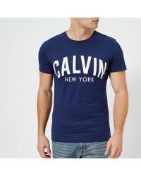 CALVIN KLEIN 205W39NYC - Tibokoy T-shirt - Lyst