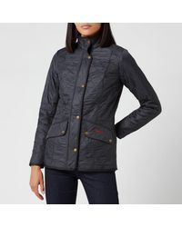 Barbour Classic Beadnell Wax Jacket - Blue
