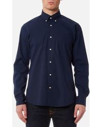 Barbour - Stanley Shirt - Lyst