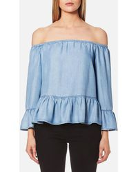 Guess - Leonie Top - Lyst