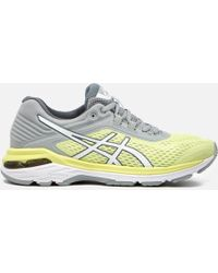 e45ce5181f3d Lyst - Asics Gt-1000 6 Running Shoe in Blue - Save 21%