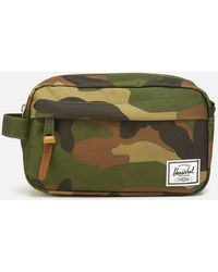 Herschel Supply Co. Chapter Carry On Wash Bag - Green