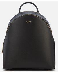 DKNY Bryant Sutton Medium Backpack - Black