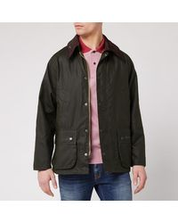 Barbour Heritage Classic Bedale Wax Jacket - Green
