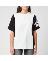 The North Face Block Sesh T-shirt - White