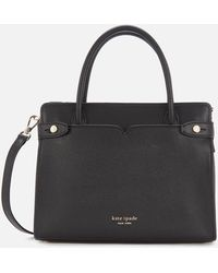 Kate Spade Classic Medium Satchel - Black