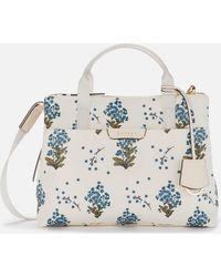 Radley Maple Cross Forget Me Not Medium Multiway Bag - Multicolour