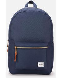Herschel Supply Co. Settlement Backpack - Blue