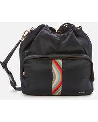 Paul Smith Duffle Bag Nylon - Black