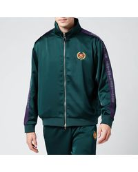 BEL-AIR ATHLETICS Academy Track Jacket - Green