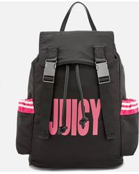 Juicy Couture - Kinney Multi Pocket Backpack - Lyst
