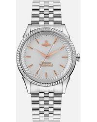 Vivienne Westwood Seymour Watch - Metallic