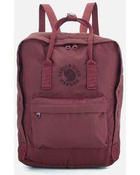 Fjallraven Re-kanken Backpack - Multicolour