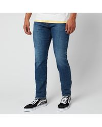 Levi's 502 Tapered Denim Jeans - Blue