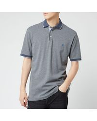 Joules Hanfield Polo Shirt - Gray