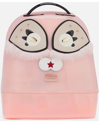 Furla - Candy Ginger Cake Small Backpack - Lyst