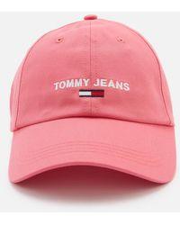 Tommy Hilfiger Sport Cap - Pink