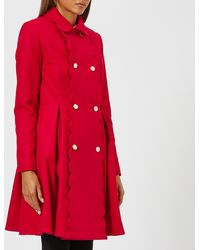 5cf7c2b30 Lyst - Women s Ted Baker Raincoats and trench coats On Sale