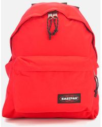 Eastpak Authentic Padded Pak'r Backpack - Red