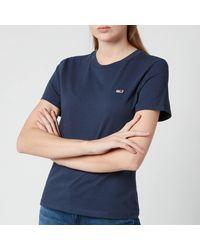 Tommy Hilfiger Tjw Tommy Classics T-shirt - Blue