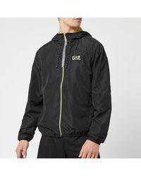 EA7 Ventus 7 Top Performance Jacket - Black
