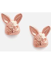 Olivia Burton 3d Bunny Studs Rose - Pink