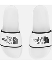 The North Face Base Camp Sliders Ill - White