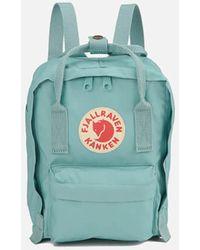 Fjallraven Mini Kanken Backpack - Blue