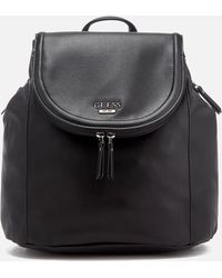 Guess Terra Large Backpack - Black